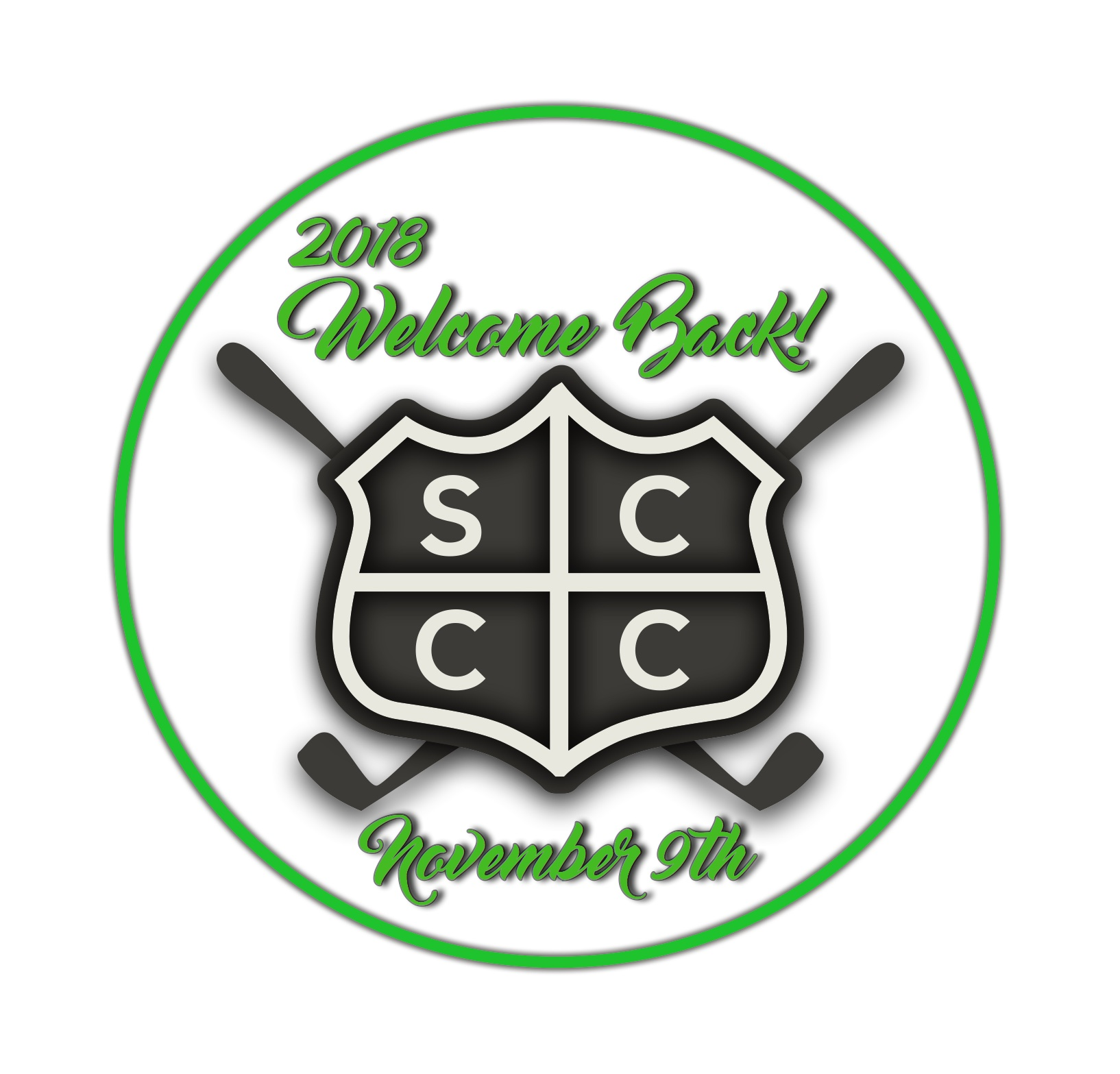 2018 SCCC Welcome Back Logo